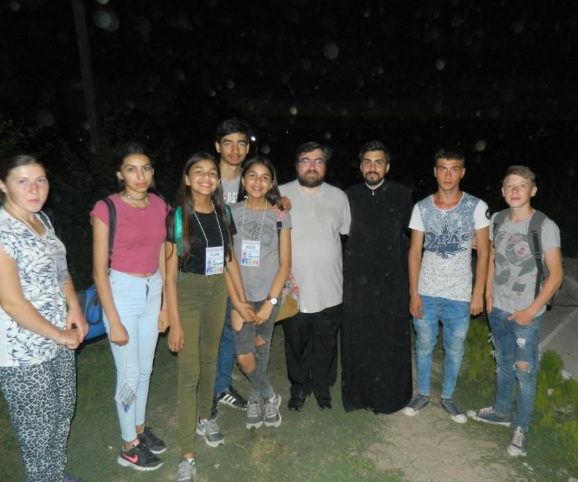 Grupul din Mironeasa
