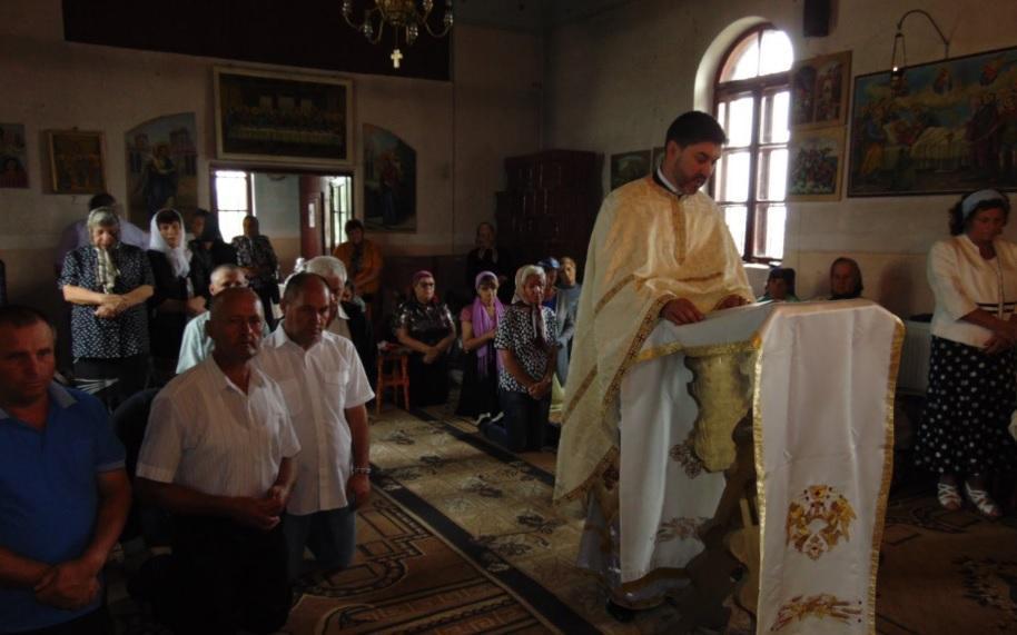 Acatistul Adormirii Maicii Domnului (Pr. Teodor Titel Ghiba)