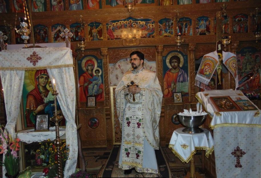 Cuvânt de invatatura (Pr. Claudiu Constantin Gheorghiasa)