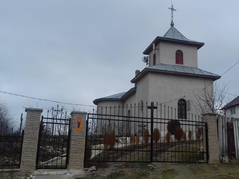 """Biserica Adormirea Maicii Domnului"""" - Holm"""